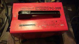 Сварочный трансформатор ТС-200