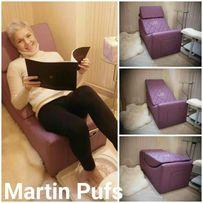 Педикюрное кресло, кушетка для наращивания ресниц. MartinPufs