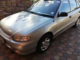 Hyuandai Accent Auto for sale