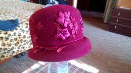 Вишневая шляпка