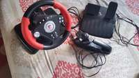 Image of DILONG P3808 Racing Wheel ( Emaculate Condition) Used Once