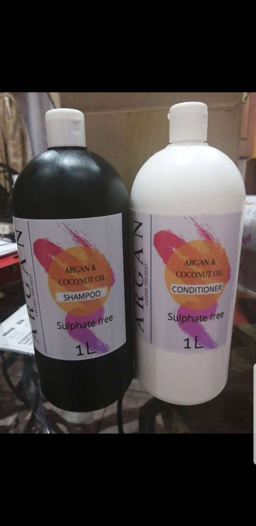 Sulphate Free Shampoo & Conditioner Combo