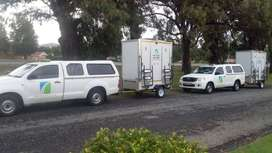 VIP MObile Toilets for RENTALS!