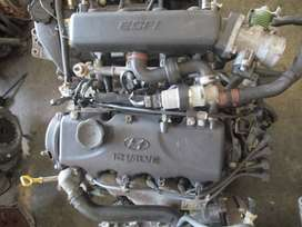 1.3 Hyundai Alpha (g4eh) engine for sale