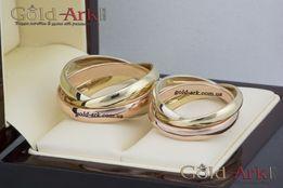 Свадебные, обручальные кольца под заказ