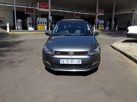 2014 Volkswagen polo 6 1.4 sunroof