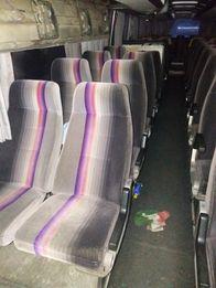 Сиденья сидіння на микртоавтобус Sprrinter Vario.