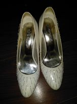 Свадебные туфли 37 р