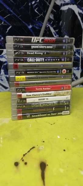 I'm selling ps3 games