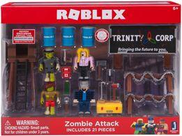 Роблокс Набор фигурок с игры Roblox Зомби