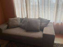 1x large Coricraft couch for sale