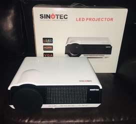 Sinotec Led Projector SPJ-86C