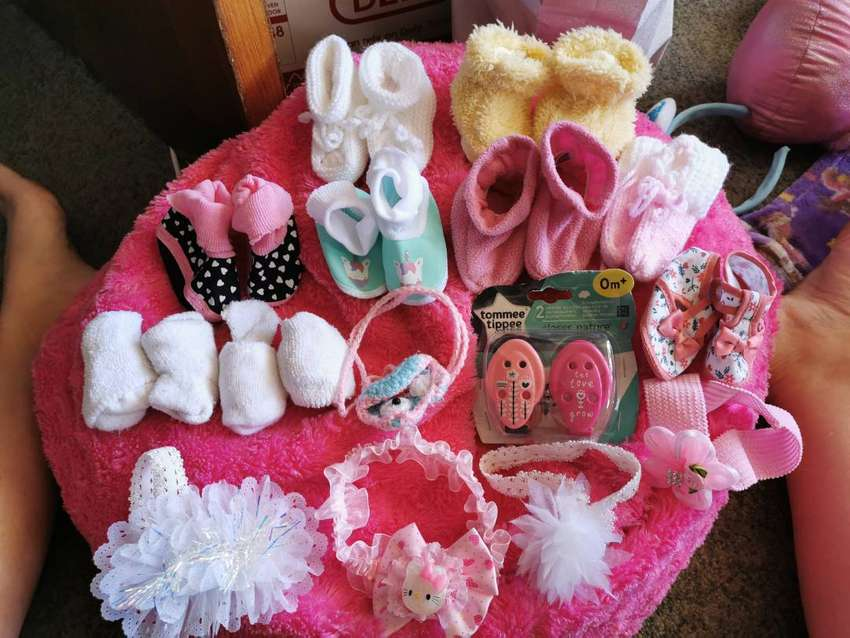 Baby clothes for girl 0