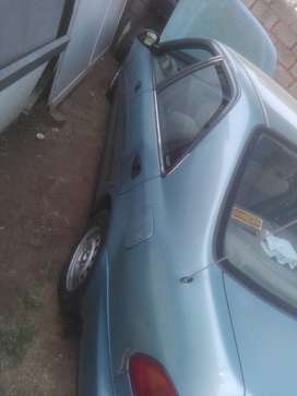 Honda ballade for sale in daily use.