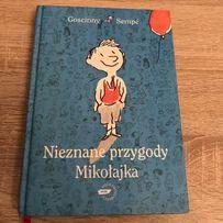 Książka Nieznane Przygody Mikołajka