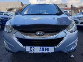 2012 Hyundai ix-35 2.0 GLS Manual