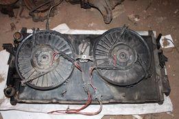 Радиатор охлаждения вентилятор диффузор VW транспортер Т4 1.9 2.4 2.5