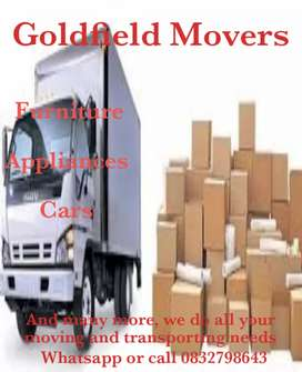 Goldfield movers