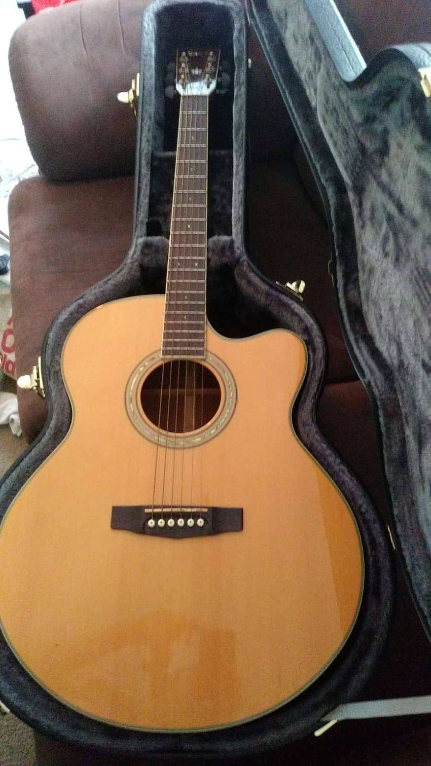 Cort Guitar CJ5X - Fantastic Guitar - Great Condition - Served me well