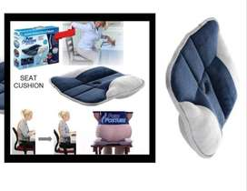 New! Pressure Relieving Portable Posture Seat Cushion