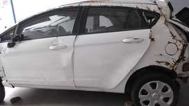 FORD FIESTA STRIPING FOR SPARES AT EDENVALE AUTO SPARES