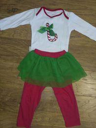 Красивый новогодний костюм mag baby одет один раз