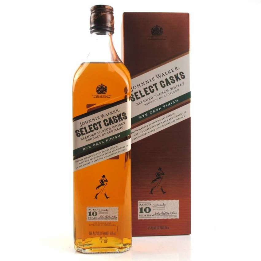 Johnnie walker select casks 10 0