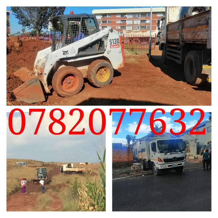 TLB / TIPPER TRUCK S FOR HIRE