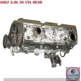 Used vw golf 2.0 cylinder head for sale  AT MYM AUTOWORLD