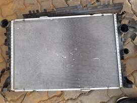 Mercedes Benz W212, W218, CLS, E Class  amg radiator set for sale