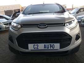 2017 Ford Ecosport 1.0 Ecoboost Manual