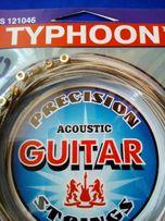 Струны для двенадцатиструнной гитары. 12 струнной