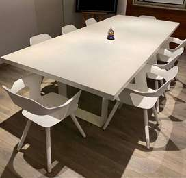 Modern Boardroom Table For Sale