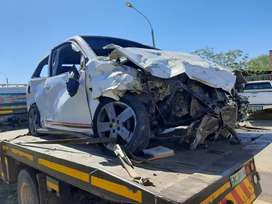VW POLO VIVO 2 DOOR CLS STRIPPING FOR PARTS