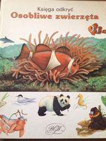 Księga odkryć. Osobliwe zwierzęta.