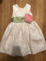 Платье на девочку 3 года с Англии