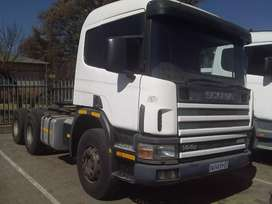 Scania 144G 400 for sale