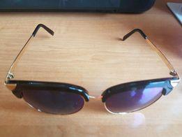 Okulary przeciwsłoneczne cateye kocie