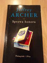 Sprawa honoru Jeffrey Archer Thriller szpiegowski