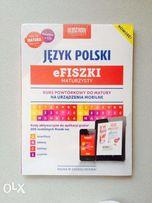 Język polski NOWE eFiszki maturzysty