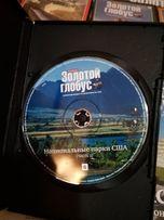 DVD диски и журналы Золотой глобус