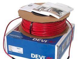 Теплый пол Деви, Devi Нагревательный кабель, Маты под плитку
