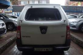 2013 #Nissan #Np200 1.6i 62,000km With #Canopy Manual, Cl LIBERTY AUTO