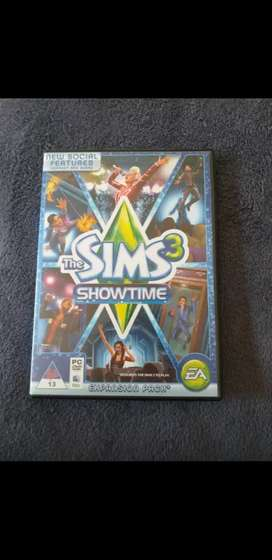 Sims 3 showtime pc game