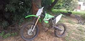 Selling off road frame