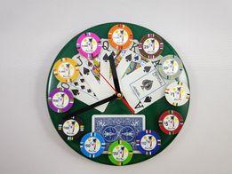 "Настенные часы ""Покер"""
