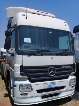 Mercedes Actros 2644 only for sale.