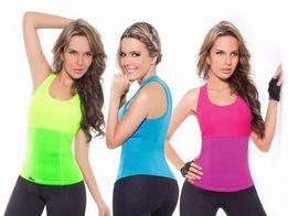 Майка для похудения Hot Shapers 4 цвета маечка цветная все размеры