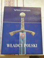 Władcy Polski kolekcja z Rzeczpospolitej