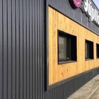 Профнастил-завод,для покрівлі та огорож,всі кольори та покриття